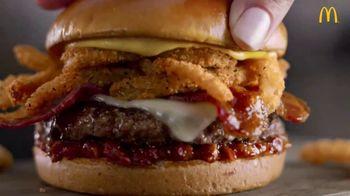 McDonald's Signature Crafted Recipes TV Spot, 'Unexpected Combinations' - Thumbnail 4