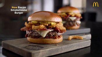 McDonald's Signature Crafted Recipes TV Spot, 'Unexpected Combinations' - Thumbnail 6