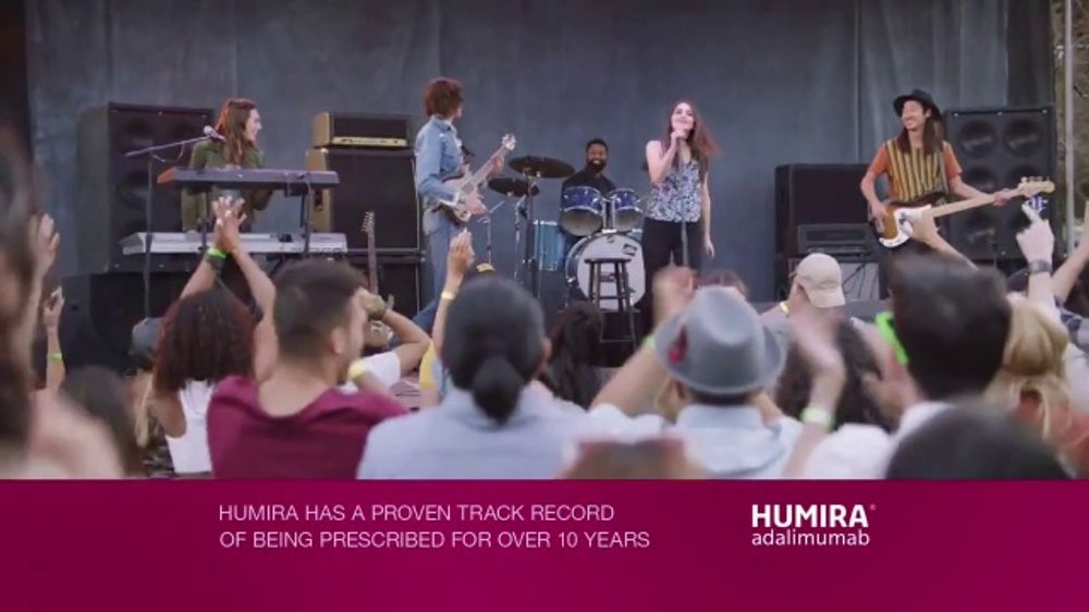 HUMIRA TV Commercial, 'Not Always Where I Needed to Be ...