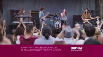 HUMIRA TV Spot, 'Not Always Where I Needed to Be'