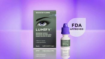 Lumify Redness Reliever Eye Drops TV Spot, 'Drop Everything' - Thumbnail 9