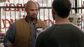 StubHub TV Spot, 'Hardware' Featuring Albert Pujols