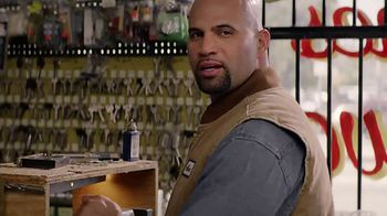 StubHub TV Spot, 'Hardware' Featuring Albert Pujols - Thumbnail 4