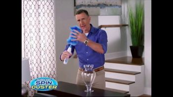 Hurricane Spin Duster TV Spot, 'Atrapa el polvo' [Spanish] - 9 commercial airings