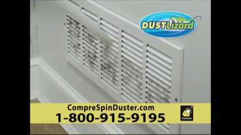 Hurricane Spin Duster TV Spot, 'Atrapa el polvo' [Spanish] - Thumbnail 6