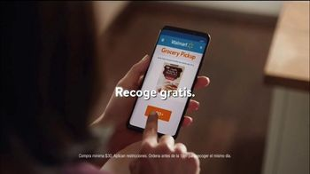 Walmart Grocery Pickup TV Spot, 'No sólo regreses a clases' [Spanish] - Thumbnail 9