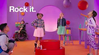 Target TV Spot, 'Back to School: Rock It' Song by Meghan Trainor