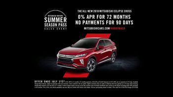 Mitsubishi Summer Season Pass Sales Event TV Spot, 'Freestyle Test Drive' - Thumbnail 8