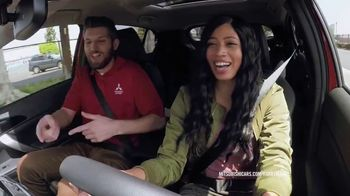 Mitsubishi Summer Season Pass Sales Event TV Spot, 'Freestyle Test Drive'