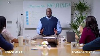 The General App TV Spot, 'Better' Featuring Shaquille O'Neal - Thumbnail 1
