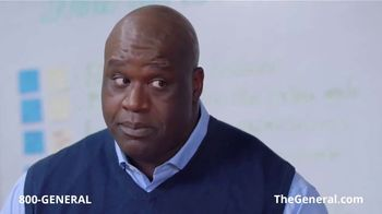 The General App TV Spot, 'Better' Featuring Shaquille O'Neal - Thumbnail 4