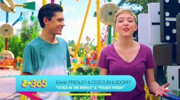 Disney Parks & Resorts TV Spot, 'Disney Channel: Toy Story Land: Huge Fan' - Thumbnail 1