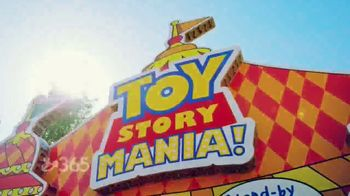 Disney Parks & Resorts TV Spot, 'Disney Channel: Toy Story Land: Huge Fan' - Thumbnail 3