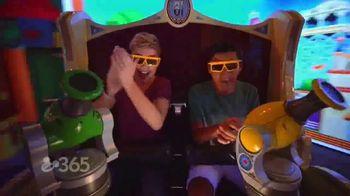 Disney Parks & Resorts TV Spot, 'Disney Channel: Toy Story Land: Huge Fan' - Thumbnail 6