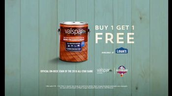 Valspar Stain TV Spot, 'Stain Changing' - Thumbnail 8