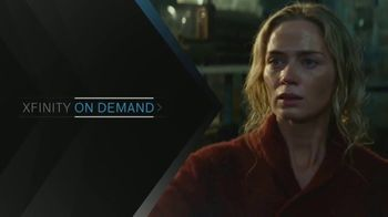 XFINITY On Demand TV Spot, 'X1: A Quiet Place' - Thumbnail 1