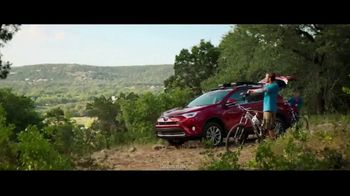 2018 Toyota RAV4 TV Spot, 'More Adventurous' - Thumbnail 1