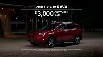 2018 Toyota RAV4 TV Spot, 'More Adventurous' - Thumbnail 8