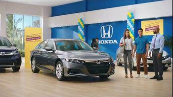 Honda Summer Spectacular Event TV Spot, 'Satisfied Pair' - Thumbnail 7