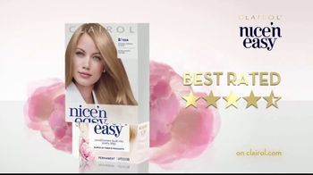 Clairol Nice 'N Easy TV Spot, 'The Face of Fearless' Song by Meghan Trainor