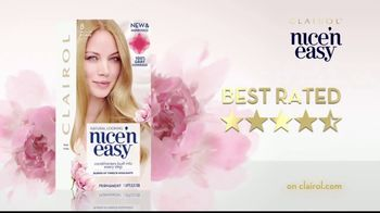 Clairol Nice 'N Easy TV Spot, 'The Face of Fearless' Song by Meghan Trainor - Thumbnail 4