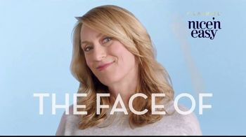 Clairol Nice 'N Easy TV Spot, 'The Face of Fearless' Song by Meghan Trainor - 2090 commercial airings