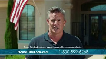 Home Title Lock TV Spot, 'Mortgage Fraud' Featuring James Murphy - Thumbnail 5