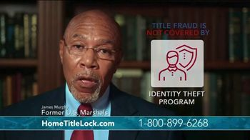 Home Title Lock TV Spot, 'Mortgage Fraud' Featuring James Murphy - Thumbnail 7