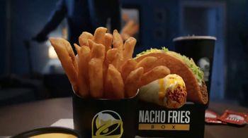 Taco Bell $5 Nacho Fries Box TV Spot, 'El futuro' [Spanish] - Thumbnail 4