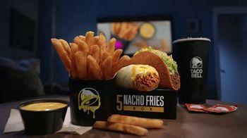 Taco Bell $5 Nacho Fries Box TV Spot, 'El futuro' [Spanish] - Thumbnail 5