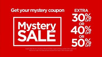 JCPenney Mystery Sale TV Spot, 'Coupon' Song by Redbone - Thumbnail 6