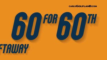 Carl's Golfland 60 for 60th Giftaway TV Spot, 'Ireland Waits for You' - Thumbnail 7