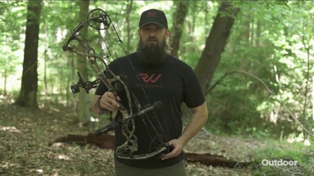 Hoyt Archery REDWRX Series TV Commercial, 'Shock Pod' - Video