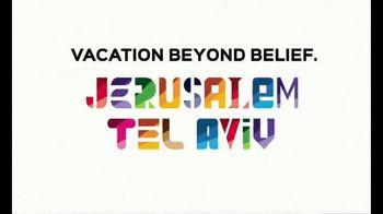 Visit Israel TV Spot, 'Sunny' - Thumbnail 10