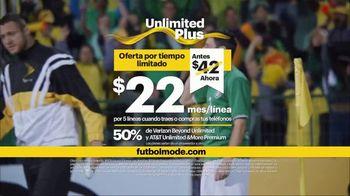Sprint Fútbol Mode TV Spot, 'Una red ilimitada al mejor precio' [Spanish] - Thumbnail 10