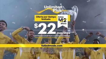 Sprint Fútbol Mode TV Spot, 'Una red ilimitada al mejor precio' [Spanish] - Thumbnail 8