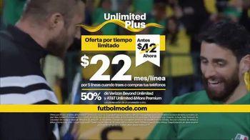 Sprint Fútbol Mode TV Spot, 'Una red ilimitada al mejor precio' [Spanish] - Thumbnail 9