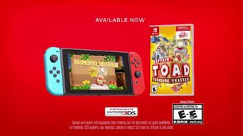 Nintendo Switch TV Spot, 'Play Together: Captain Toad' - Thumbnail 8