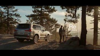 Lexus Golden Opportunity Sales Event TV Spot, 'Always in Your Element'