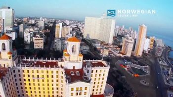 Norwegian Cruise Line TV Spot, 'Cuba: Five Offers' Song by Network Music Ensemble - Thumbnail 1