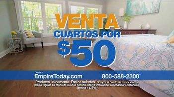 Empire Today Venta de Cuartos TV Spot, 'Actualiza' [Spanish] - Thumbnail 2