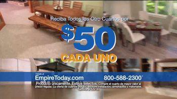 Empire Today Venta de Cuartos TV Spot, 'Actualiza' [Spanish] - Thumbnail 3