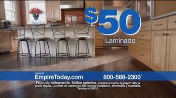 Empire Today Venta de Cuartos TV Spot, 'Actualiza' [Spanish] - Thumbnail 4