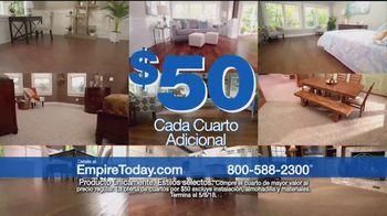 Empire Today Venta de Cuartos TV Spot, 'Actualiza' [Spanish] - Thumbnail 7