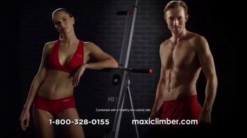 MaxiClimber TV Spot, 'Fat-Blasting Workout' - 26 commercial airings
