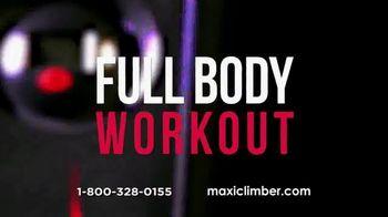 MaxiClimber TV Spot, 'Fat-Blasting Workout' - Thumbnail 10