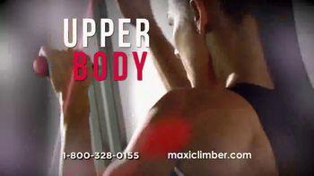 MaxiClimber TV Spot, 'Fat-Blasting Workout' - Thumbnail 7