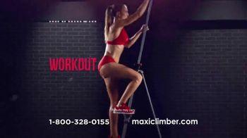 MaxiClimber TV Spot, 'Fat-Blasting Workout' - Thumbnail 8