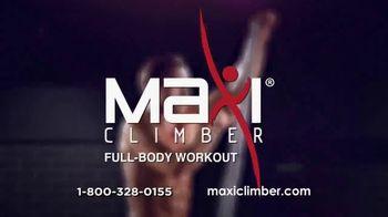 MaxiClimber TV Spot, 'Fat-Blasting Workout' - Thumbnail 9