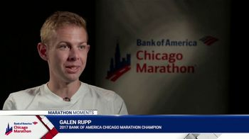 Bank of America Chicago Marathon TV Spot, 'Galen Rupp'